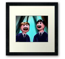 The New Children Framed Print