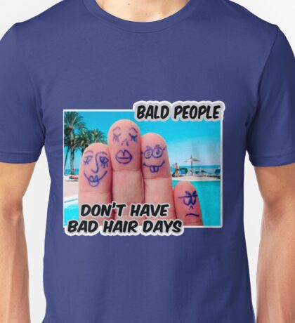 Bald is COOL ;) T-Shirt