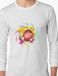 Rainbow Kirby - Kirby Long Sleeve T-Shirt