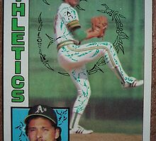100 - Tim Conroy by Foob's Baseball Cards