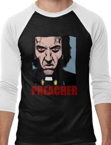 Preacher is mad Men's Baseball ¾ T-Shirt