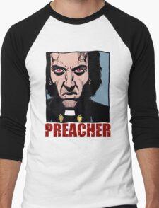 Preacher is mad Men's Baseball ¾ T-Shirt