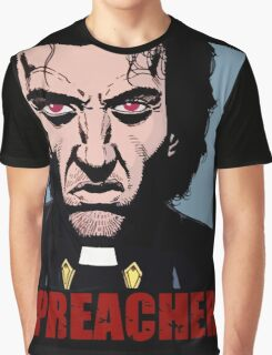 Preacher is mad Graphic T-Shirt