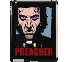 Preacher is mad iPad Case/Skin