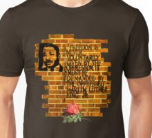 Martin Luther King, Jr. Day  Unisex T-Shirt