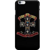 guns n roses iPhone Case/Skin