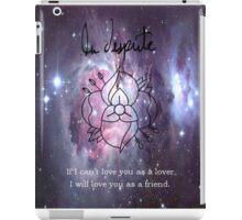 A universe of La Dispute iPad Case/Skin