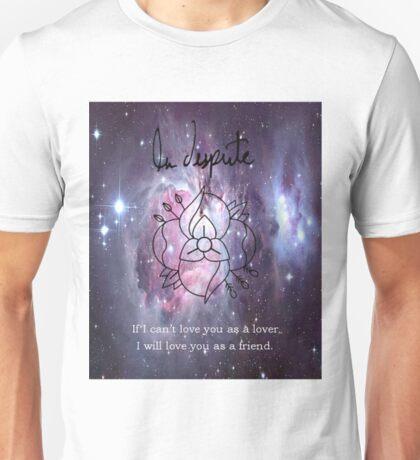 A universe of La Dispute Unisex T-Shirt