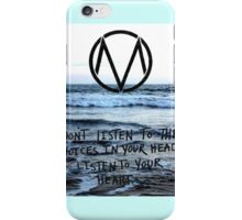 The Maine take a trip to the seaside iPhone Case/Skin