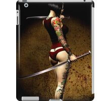 Dangerously Sharp Revisited iPad Case/Skin