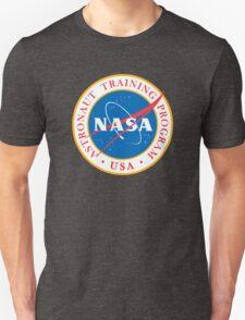 NASA Astronaut Training Program Unisex T-Shirt