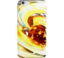 Supernova Abstract iPhone Case/Skin