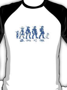 Jak and Daxter Saga - Blue Sketch T-Shirt