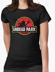 Undead Park Womens Fitted T-Shirt