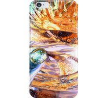New Beginnings Abstract iPhone Case/Skin