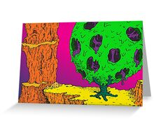 The Slime Hive Greeting Card