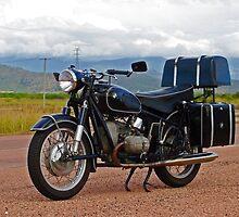 BMW R50 1957 by Paul Gilbert
