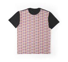 cedar wood grain pattern Graphic T-Shirt