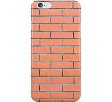 Brick wall pattern iPhone Case/Skin