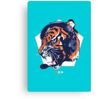 DJ Wildcat Canvas Print
