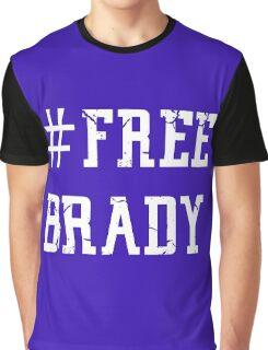 Free Brady (2) Graphic T-Shirt