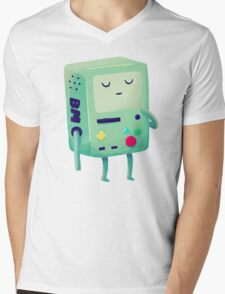 Who Wants To Play Video Games? Mens V-Neck T-Shirt
