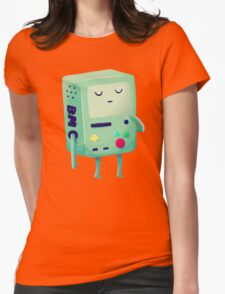 Who Wants To Play Video Games? Womens Fitted T-Shirt