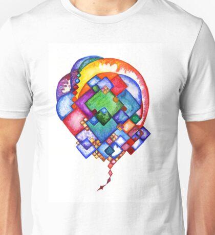 Ideas Born Unisex T-Shirt
