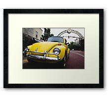 Bug. Framed Print