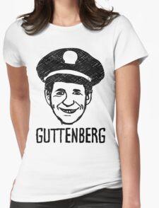Guttenberg Womens Fitted T-Shirt