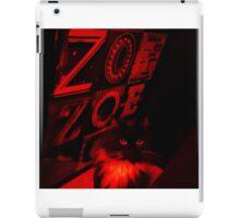 Le Crescent Adore Zoe iPad Case/Skin