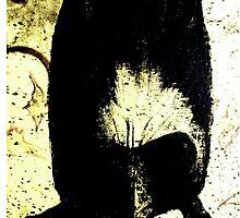 Batman Yellow Graffiti by natureboy1992