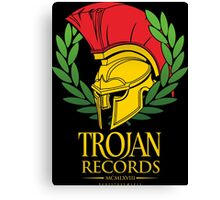 "Trojan Records 8 "" spartan "" Canvas Print"