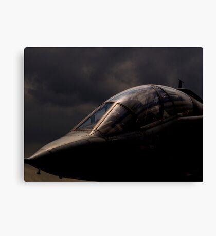 Royal Air Force Jaguar Canvas Print