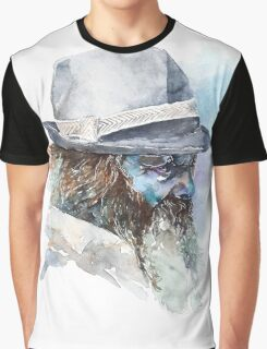FACE#12 Graphic T-Shirt
