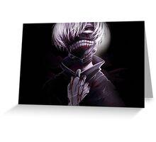 Tokyo Ghoul Ken Kaneki Greeting Card