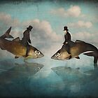 The Fishpond by ChristianSchloe