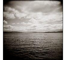 { lake + sky } Photographic Print
