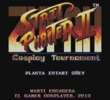 Super Street Fighter II - SNES by El Gamer Cosplayer