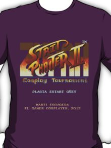 Super Street Fighter II - SNES T-Shirt