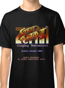 Super Street Fighter II - SNES Classic T-Shirt