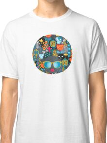 Funny cemetery Classic T-Shirt