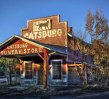 Catsburg Country Store  by Kyle Wilson