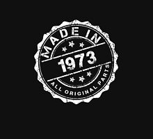 MADE IN 1973 ALL ORIGINAL PARTS Women's Tank Top