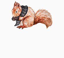 Squirrel in Winter Unisex T-Shirt