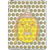 Buddha's Smile Zen Pop Art iPad Case/Skin