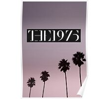 The 1975 - Palm Tree Poster
