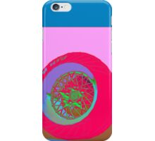 Wheel One (Miami) iPhone Case/Skin