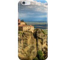 Meteora Monastery iPhone Case/Skin