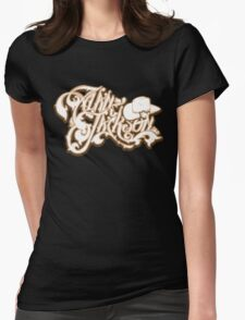 Alan Jackson Womens Fitted T-Shirt